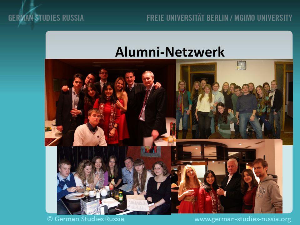 Alumni-Netzwerk CW