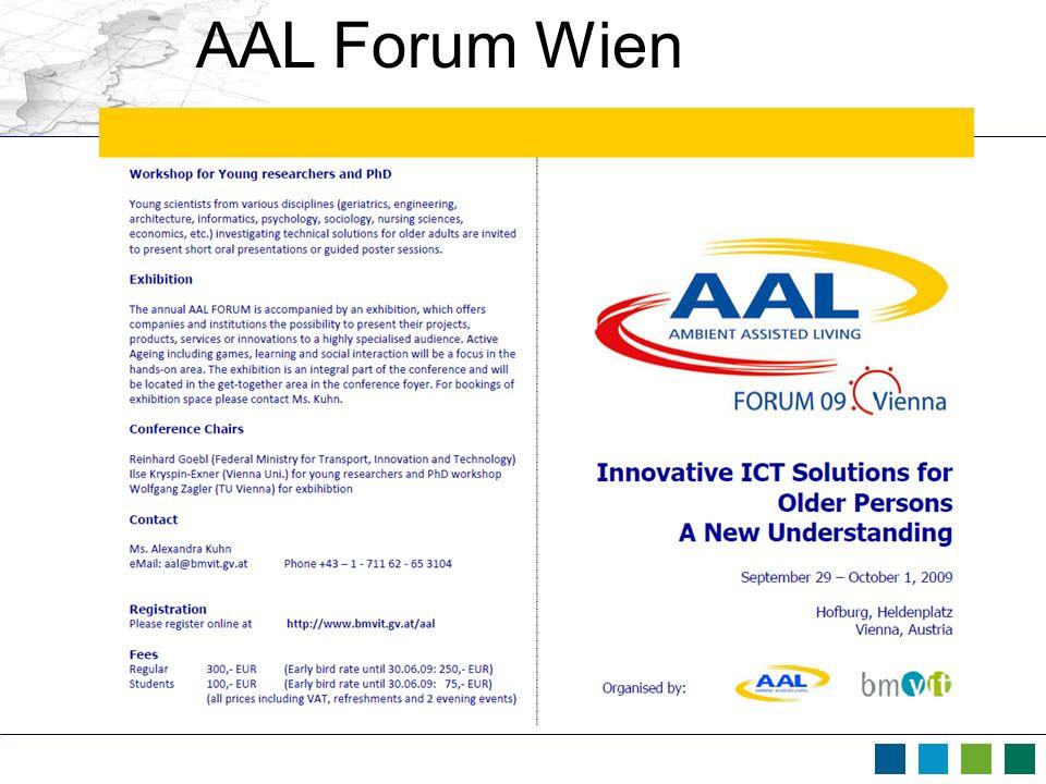AAL Forum Wien