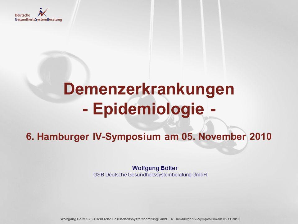 GSB Deutsche Gesundheitssystemberatung GmbH