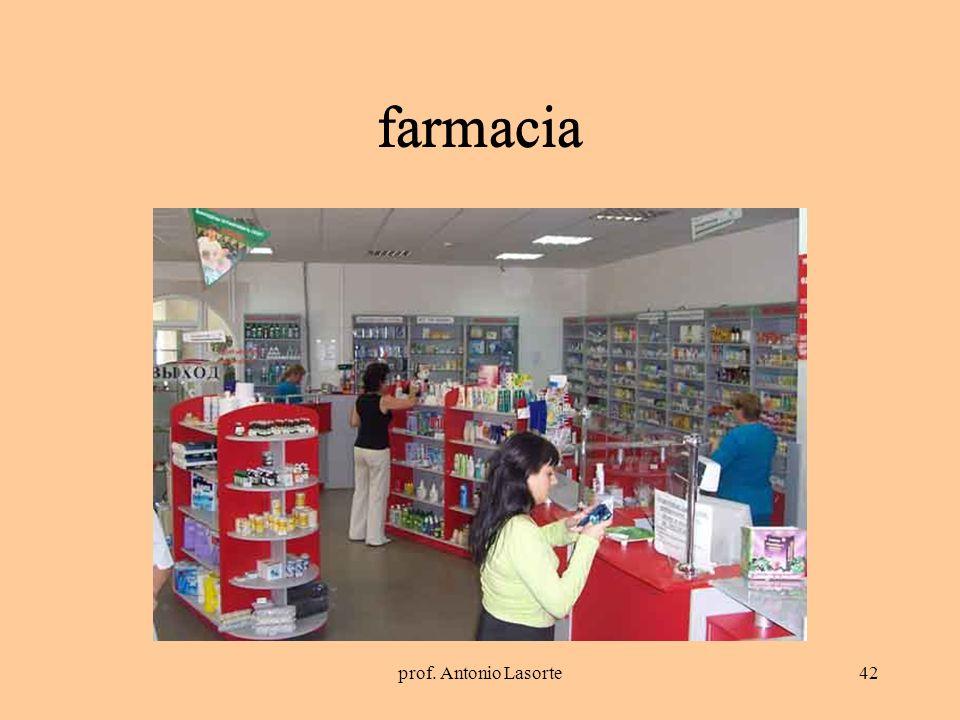 farmacia farmacia prof. Antonio Lasorte