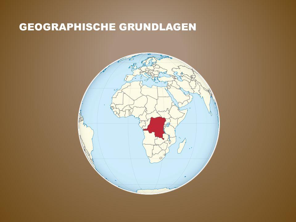 Geographische Grundlagen