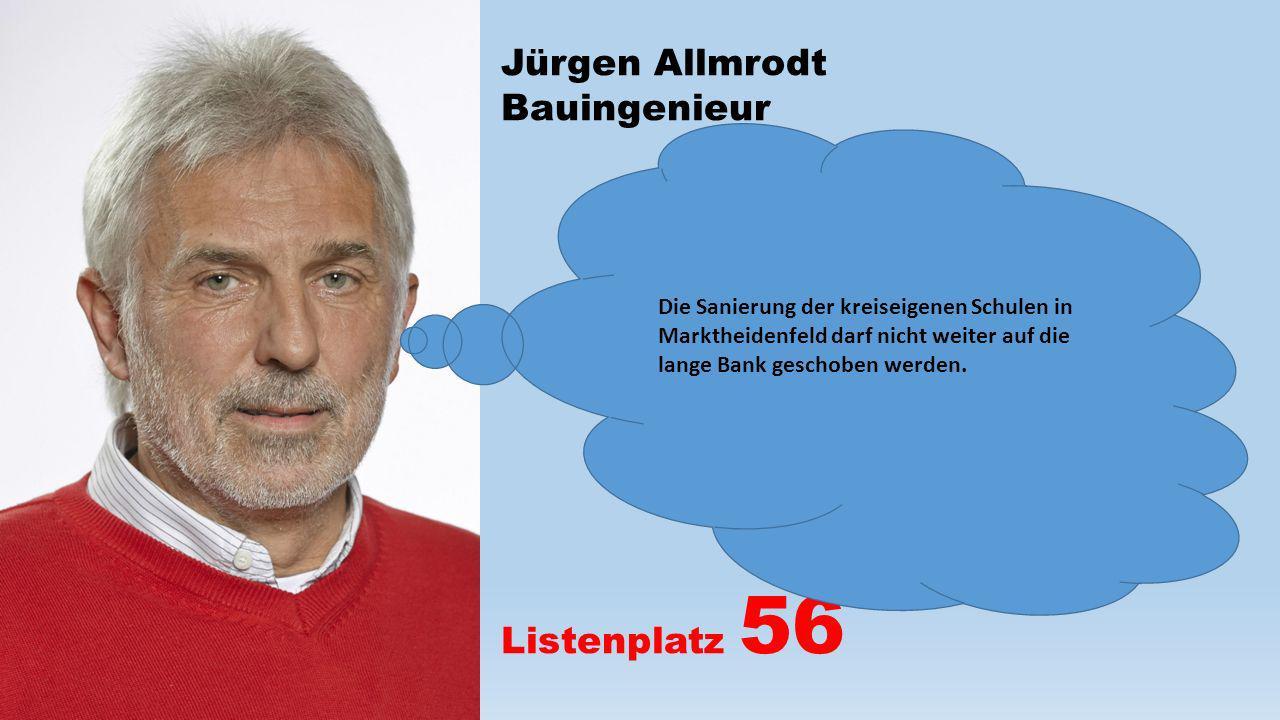Jürgen Allmrodt Bauingenieur