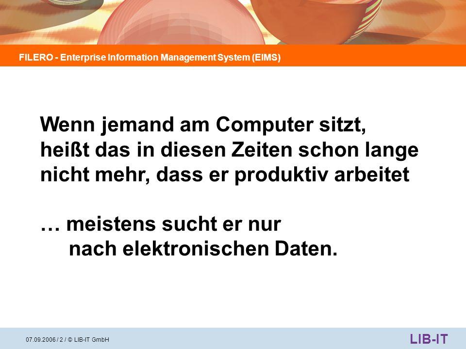 Wenn jemand am Computer sitzt,