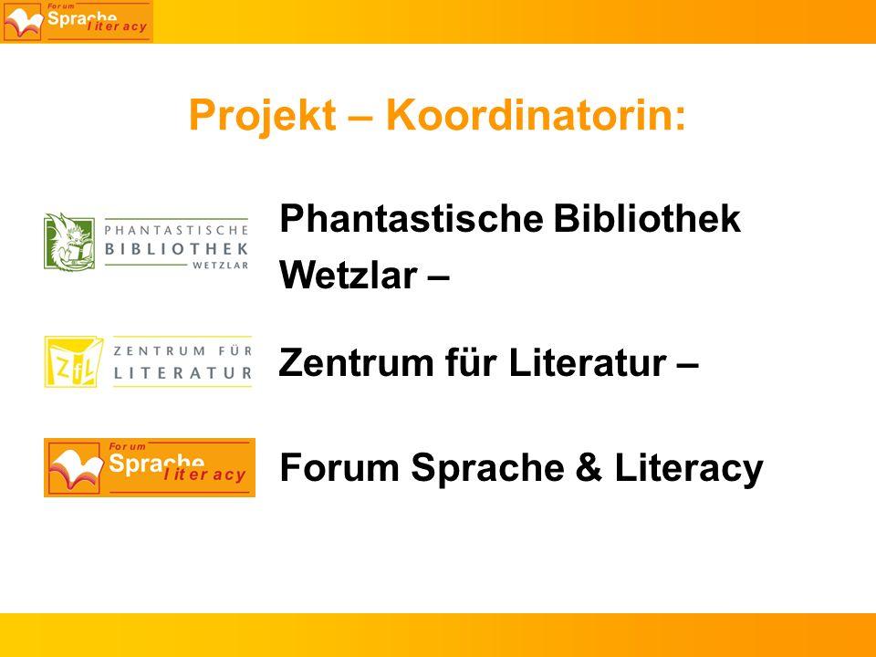 Projekt – Koordinatorin: