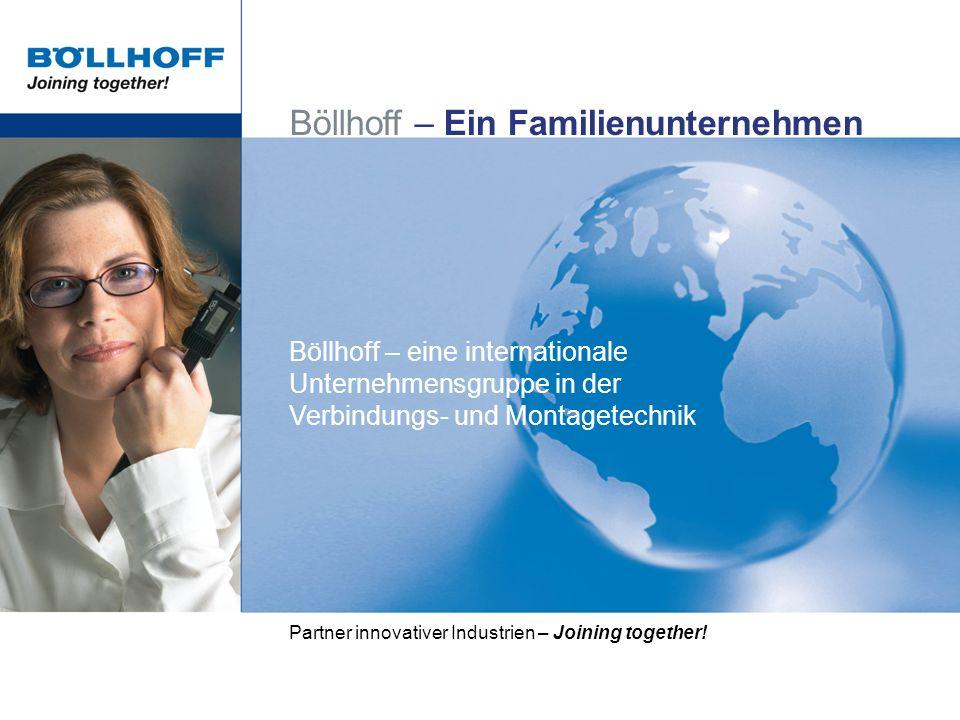 Böllhoff – Ein Familienunternehmen