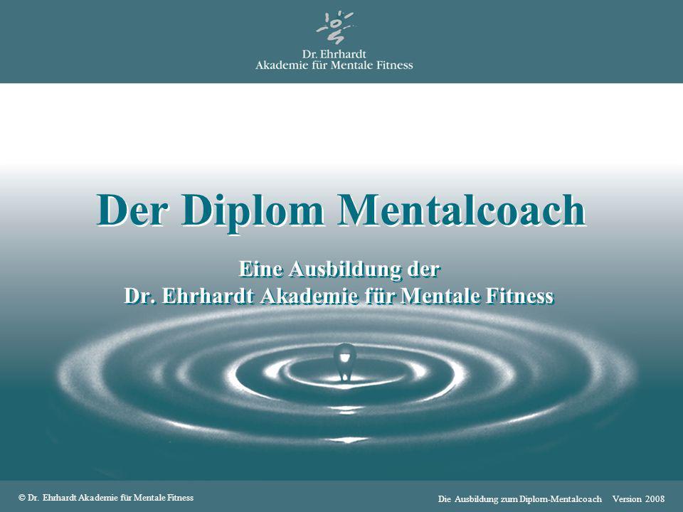 Der Diplom Mentalcoach