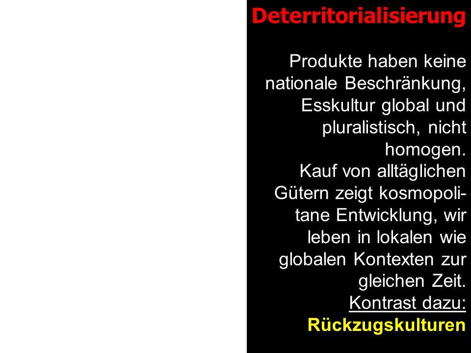Deterritorialisierung