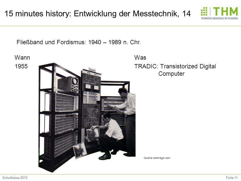 Fließband und Fordismus: 1940 – 1989 n. Chr.