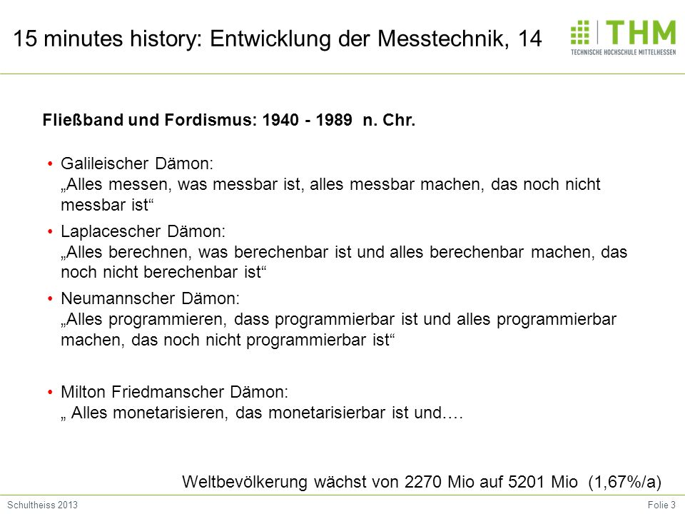 Fließband und Fordismus: 1940 - 1989 n. Chr.