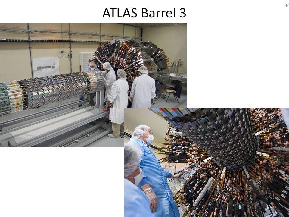ATLAS Barrel 3