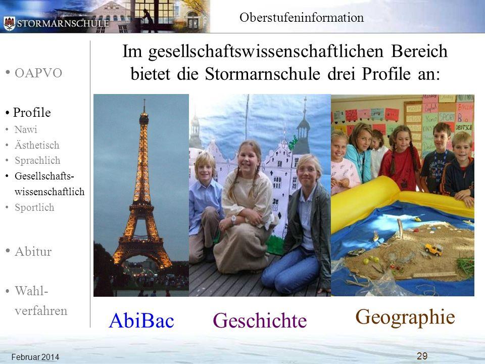 Geographie AbiBac Geschichte