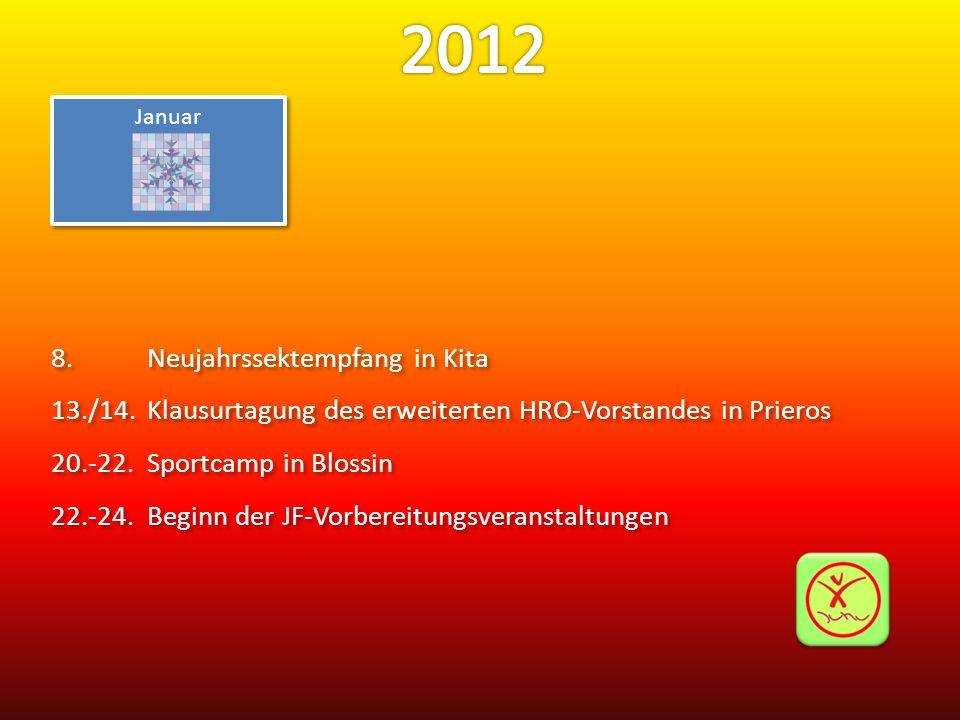 2012 Neujahrssektempfang in Kita