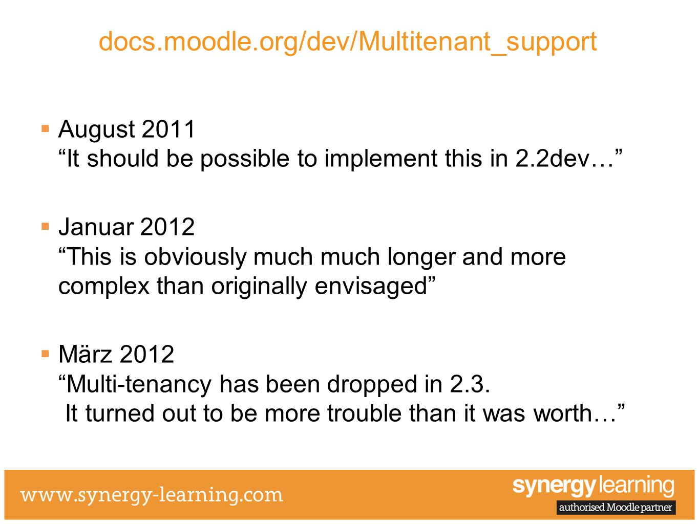 docs.moodle.org/dev/Multitenant_support