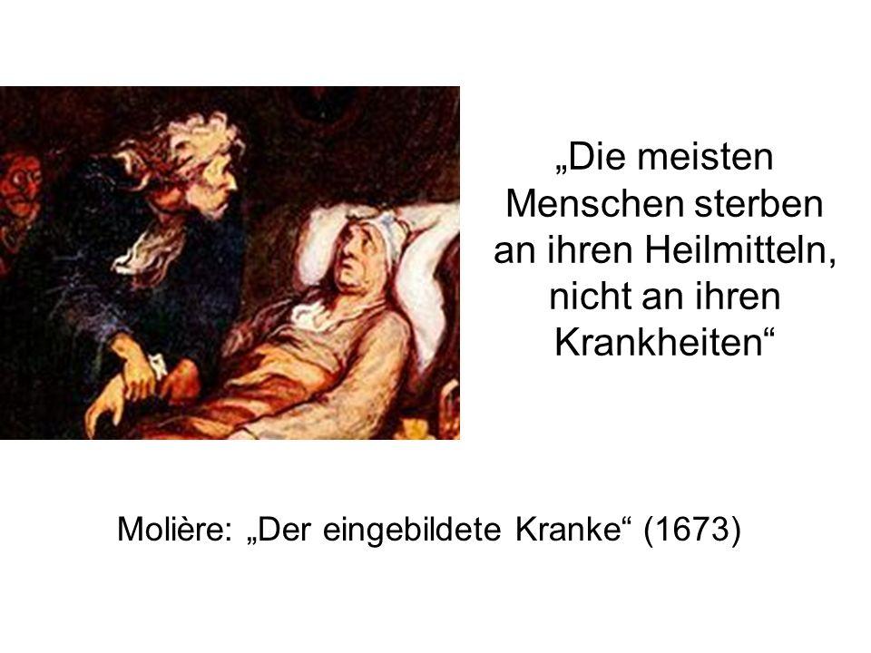 """Molière: """"Der eingebildete Kranke (1673)"""