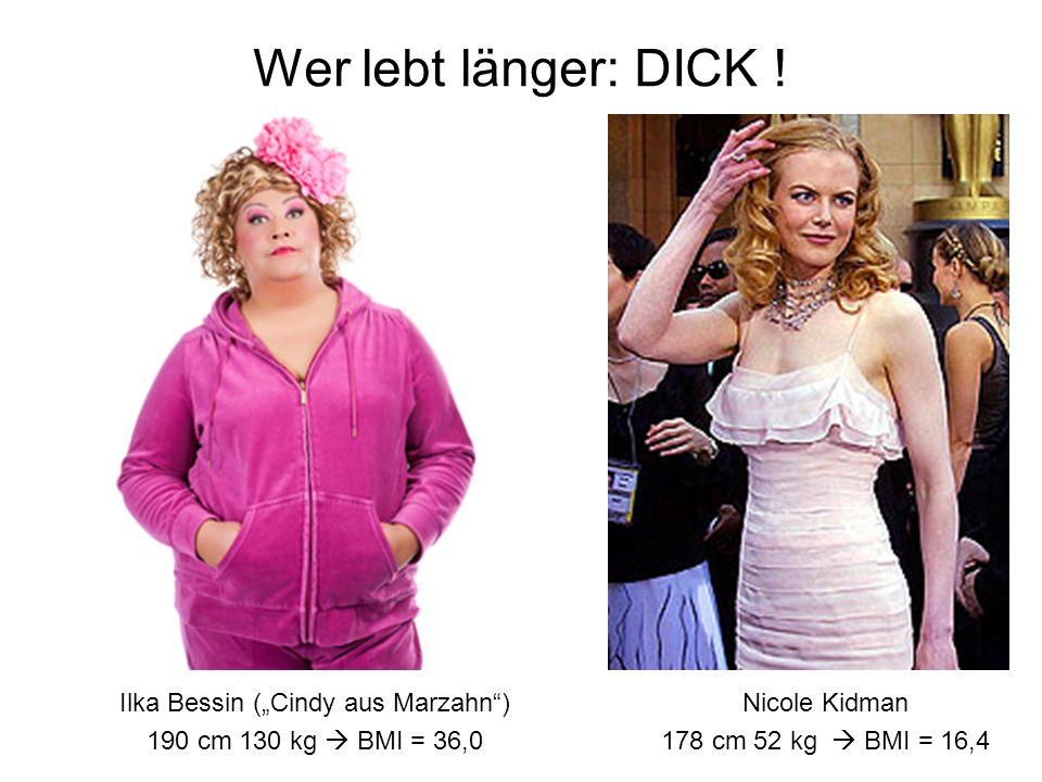 """Ilka Bessin (""""Cindy aus Marzahn )"""