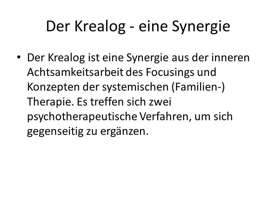 Der Krealog - eine Synergie