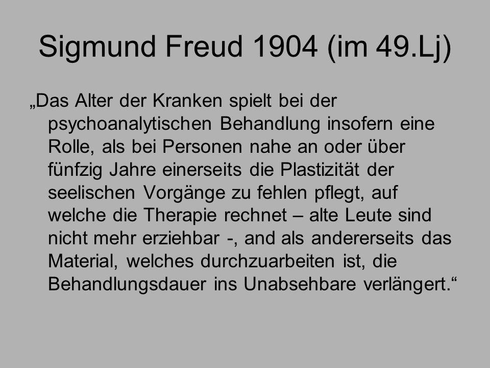 Sigmund Freud 1904 (im 49.Lj)
