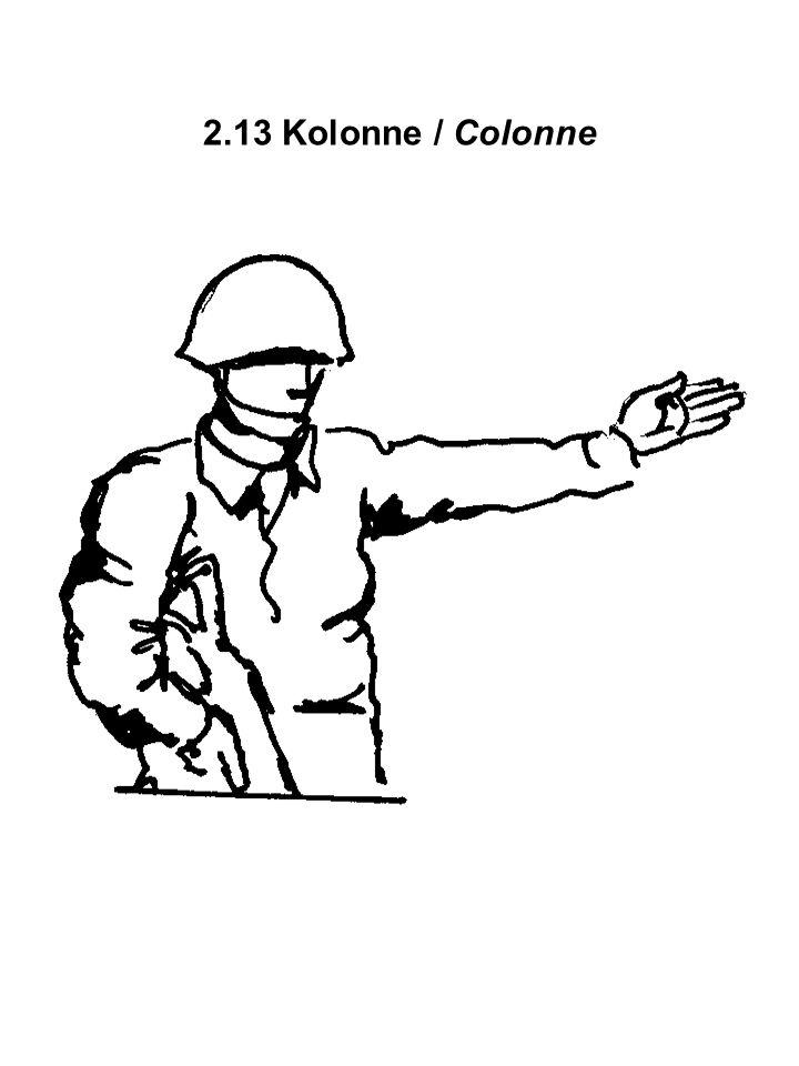 2.13 Kolonne / Colonne
