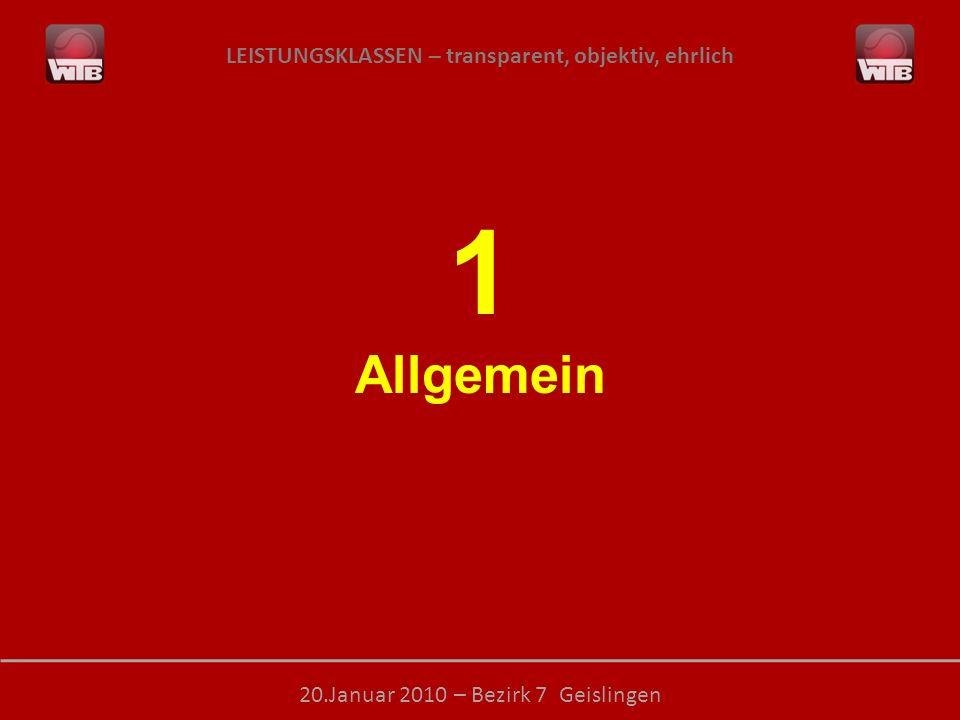 1 Allgemein