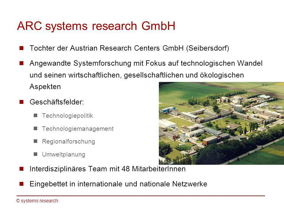 ARC systems research GmbH