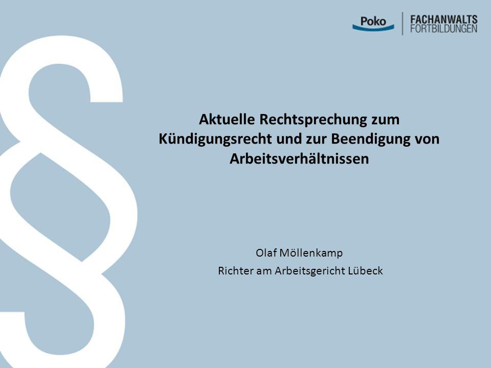 Richter am Arbeitsgericht Lübeck