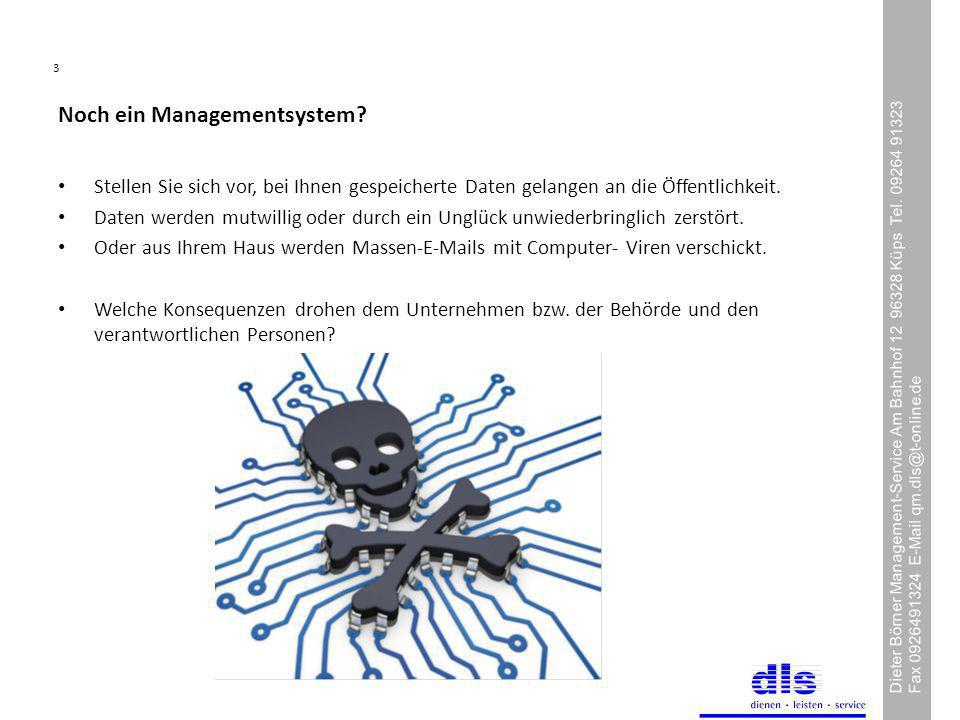Noch ein Managementsystem