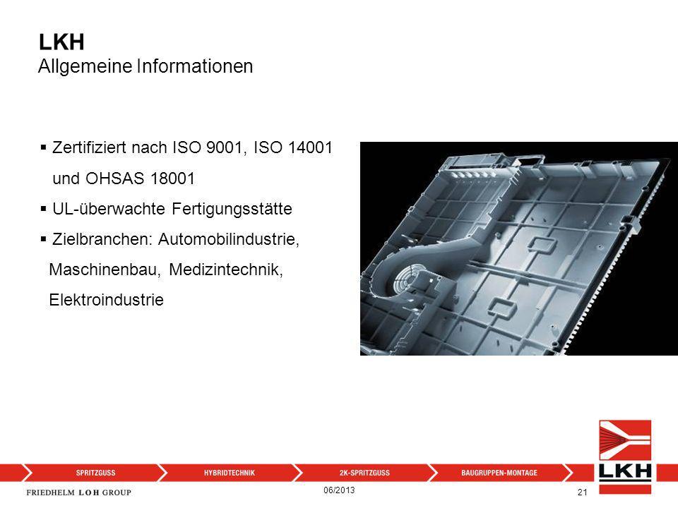 LKH Allgemeine Informationen