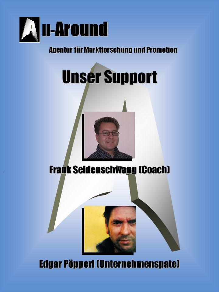 Unser Support Frank Seidenschwang (Coach)
