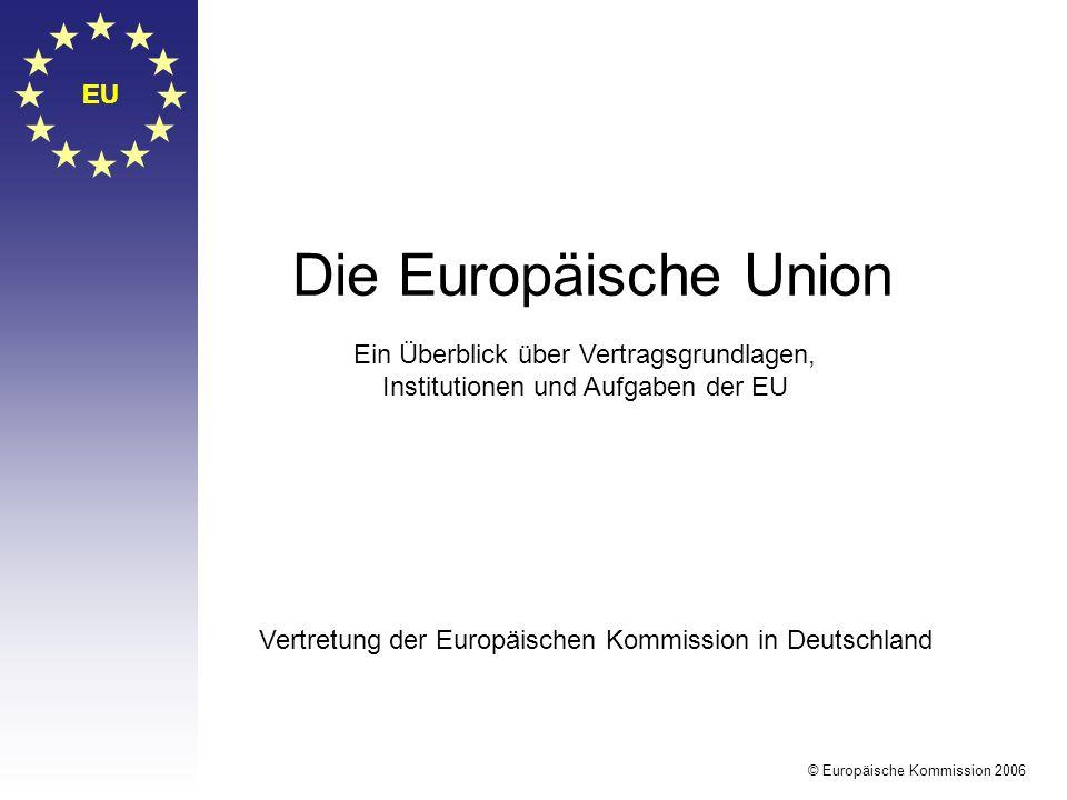Die Europäische Union EU