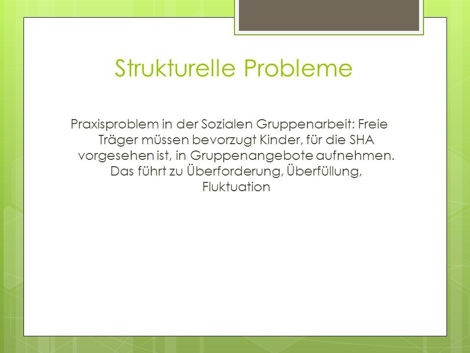 Strukturelle Probleme