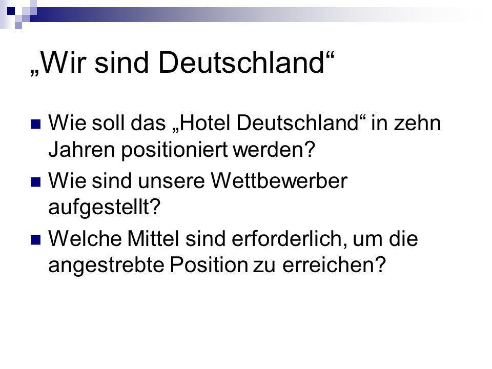 """""""Wir sind Deutschland"""