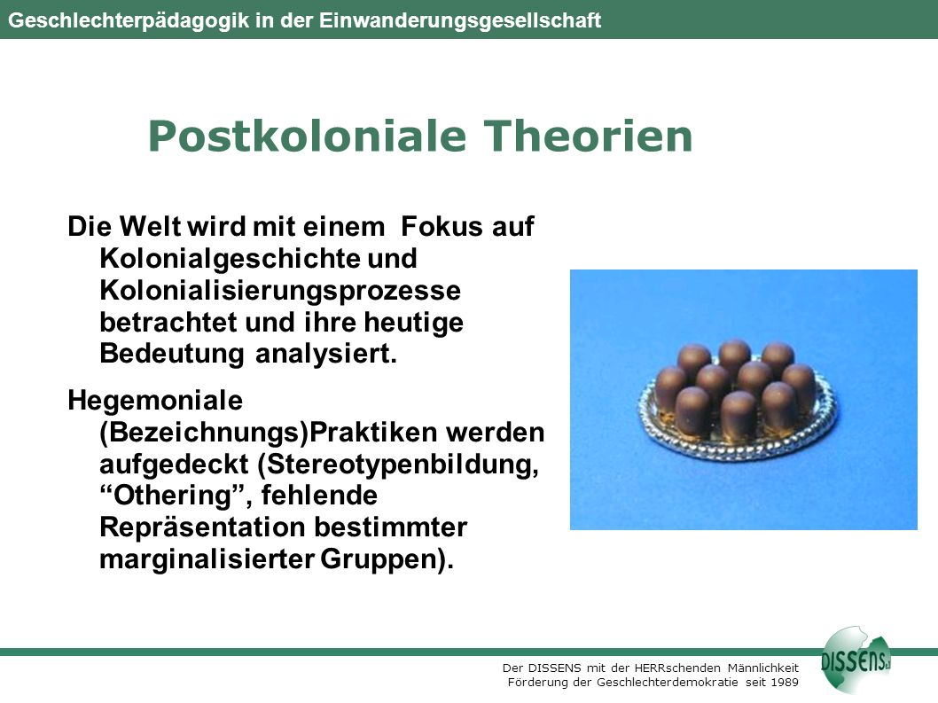 Postkoloniale Theorien