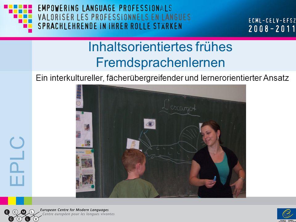 Inhaltsorientiertes frühes Fremdsprachenlernen