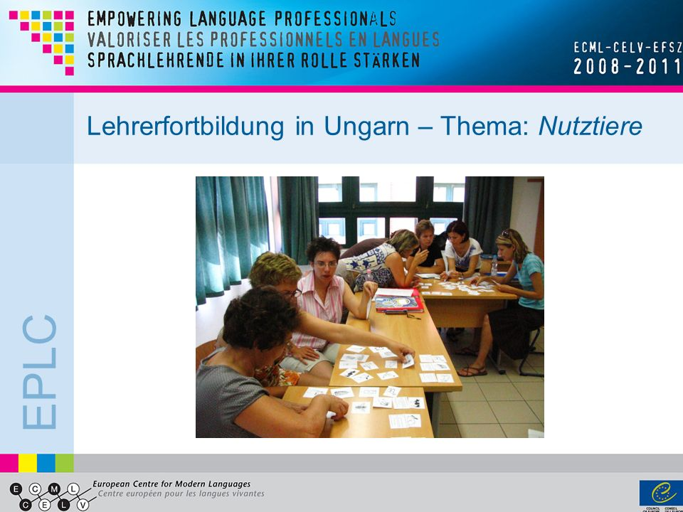 Lehrerfortbildung in Ungarn – Thema: Nutztiere