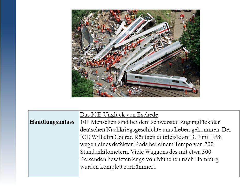 Das ICE-Unglück von Eschede