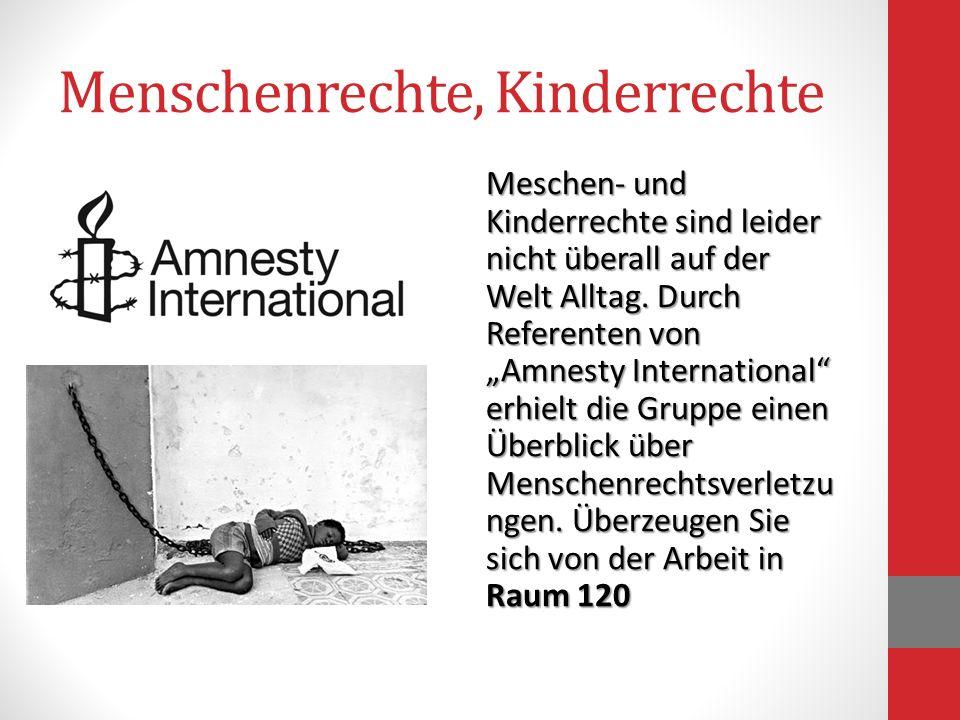 Menschenrechte, Kinderrechte