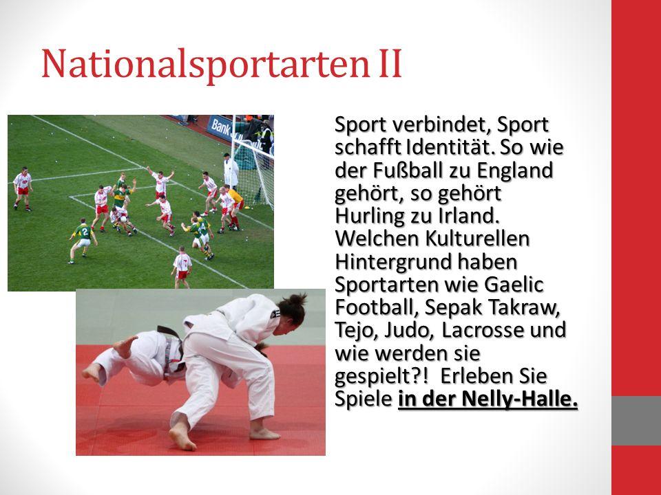 Nationalsportarten II