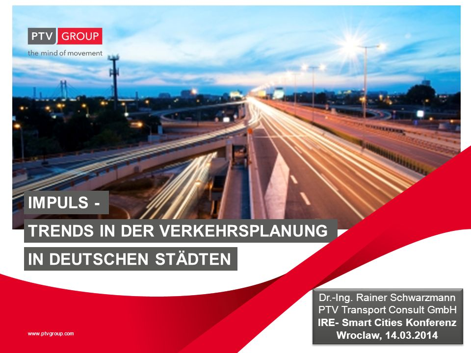 IRE- Smart Cities Konferenz