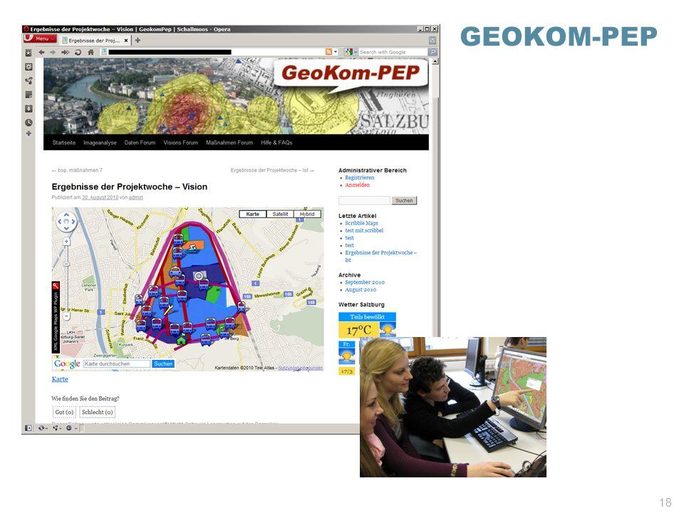 GEOKOM-PEP
