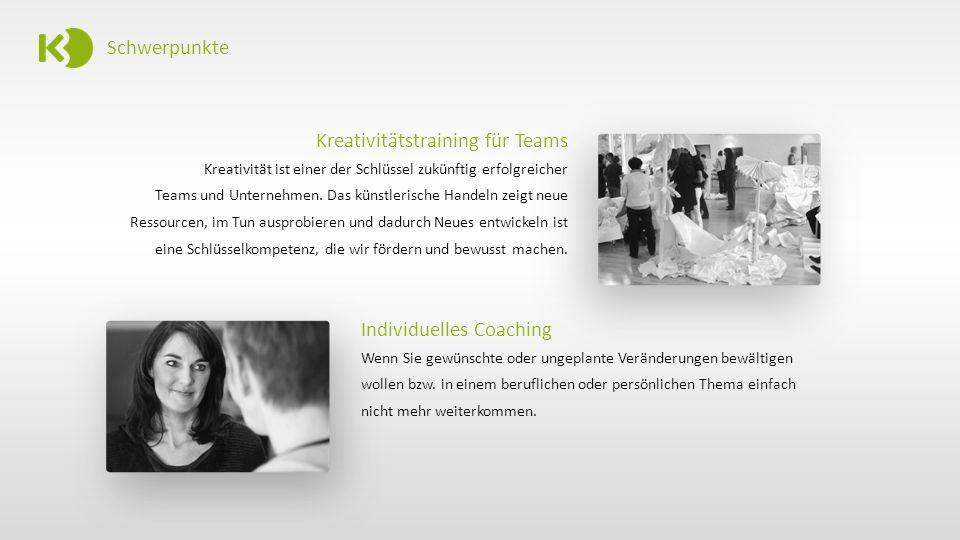 Kreativitätstraining für Teams