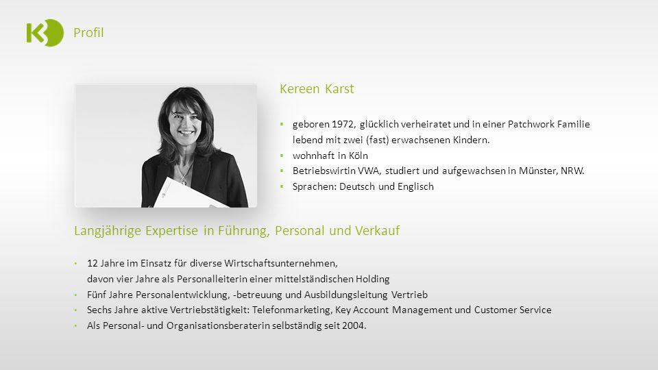 Langjährige Expertise in Führung, Personal und Verkauf