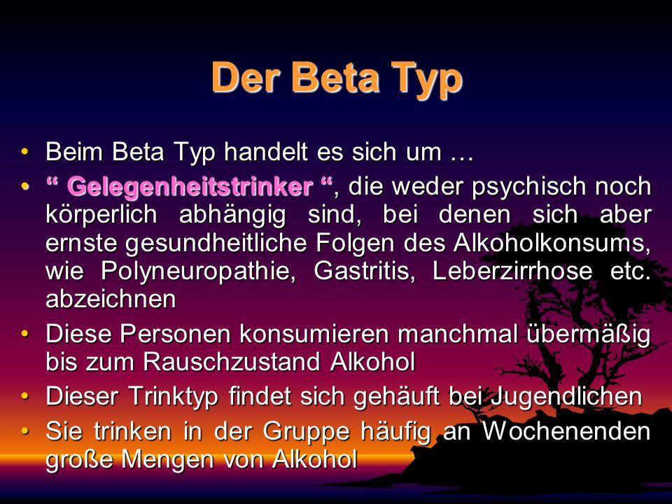 Der Beta Typ Beim Beta Typ handelt es sich um …