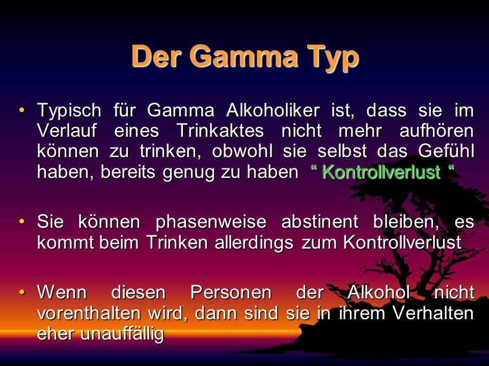 Der Gamma Typ