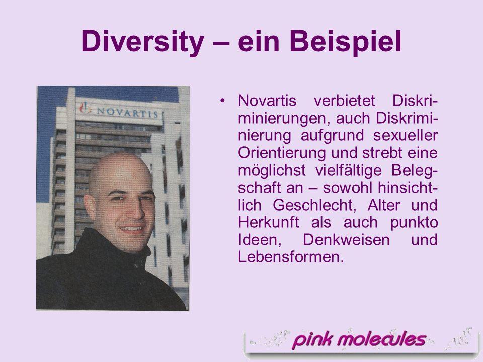 Diversity – ein Beispiel