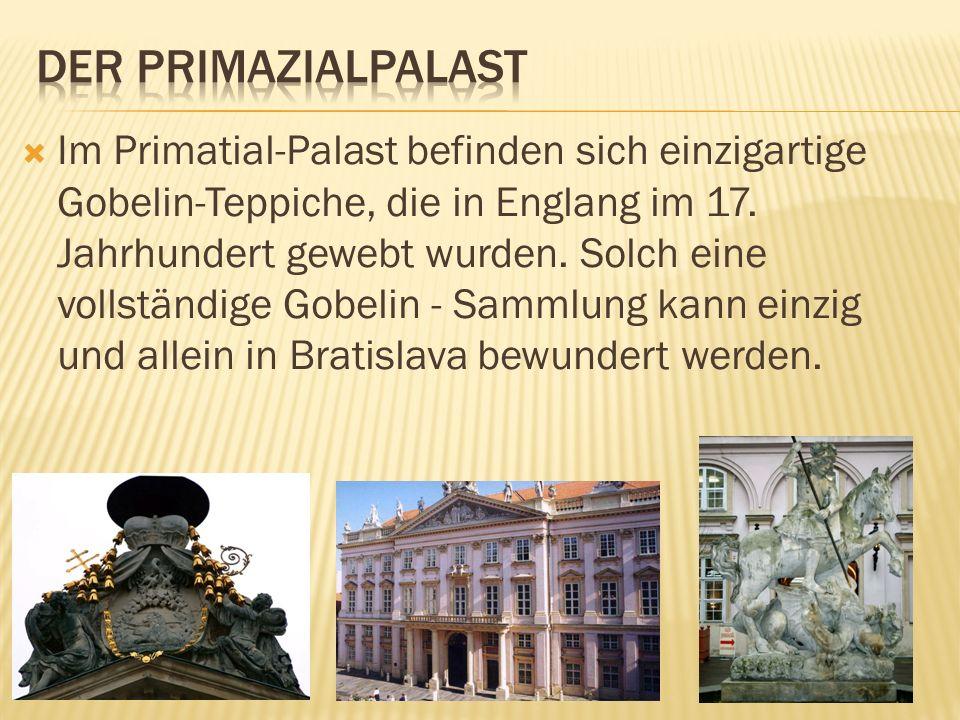 Der Primazialpalast