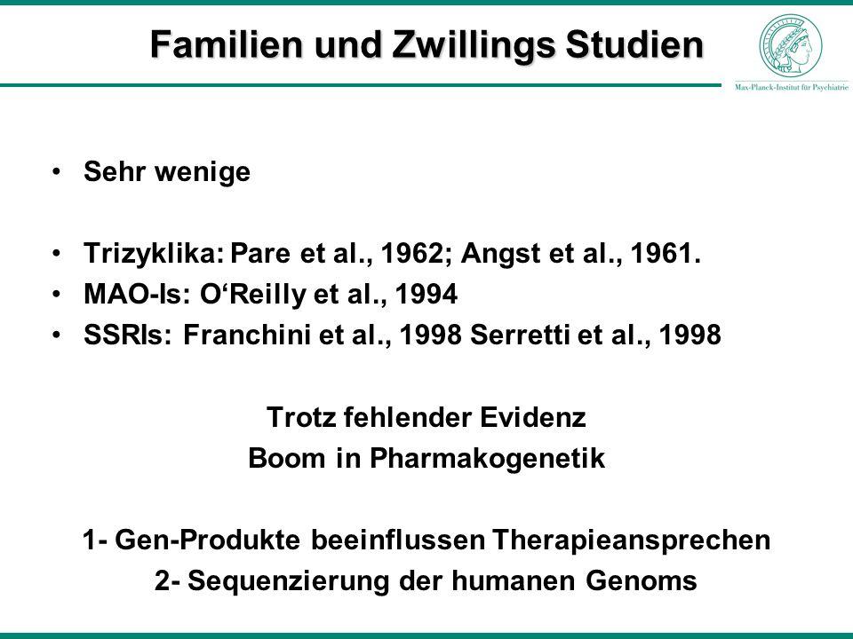 Familien und Zwillings Studien