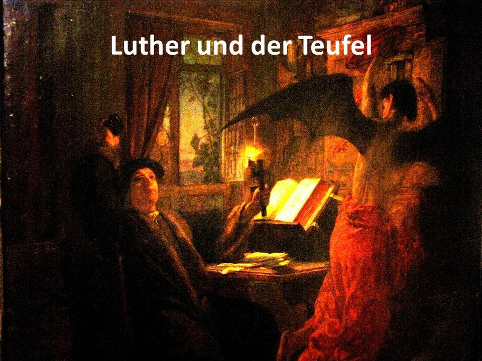 Luther und der Teufel