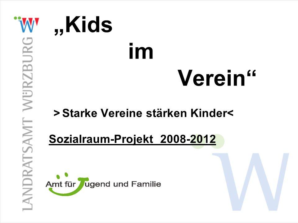 """""""Kids im Verein > Starke Vereine stärken Kinder<"""
