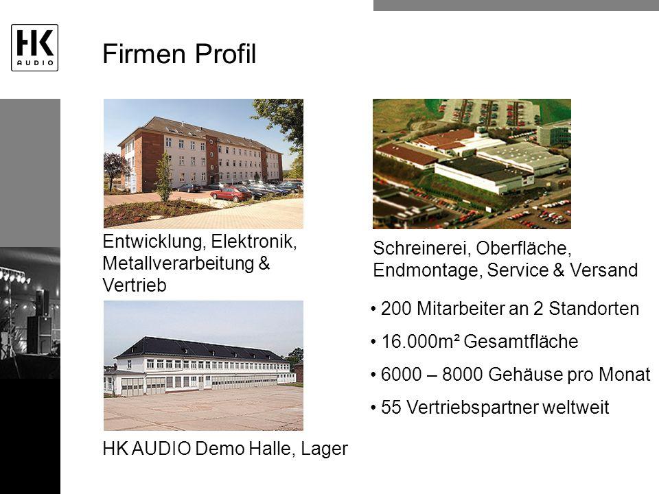 Firmen Profil Entwicklung, Elektronik, Metallverarbeitung & Vertrieb