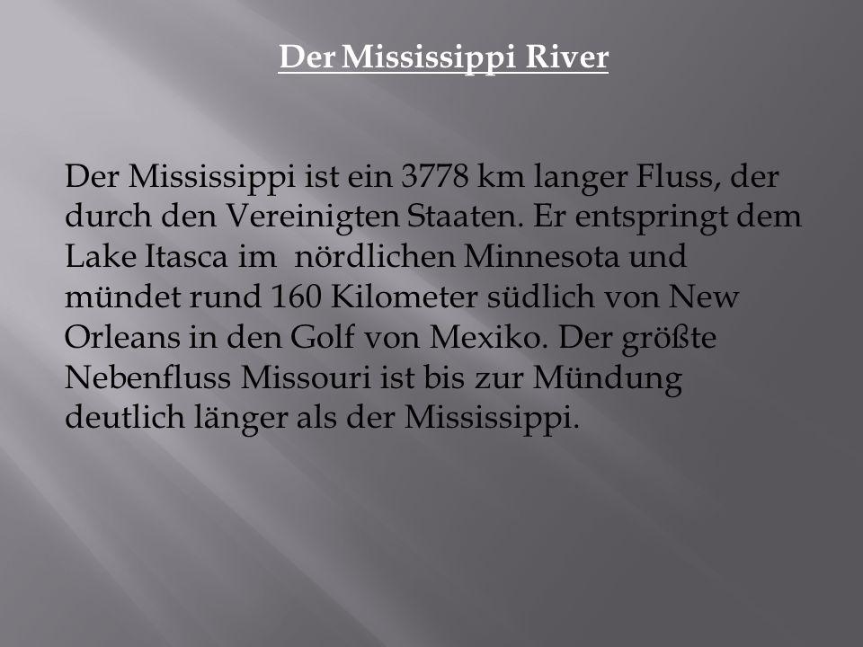 Der Mississippi River